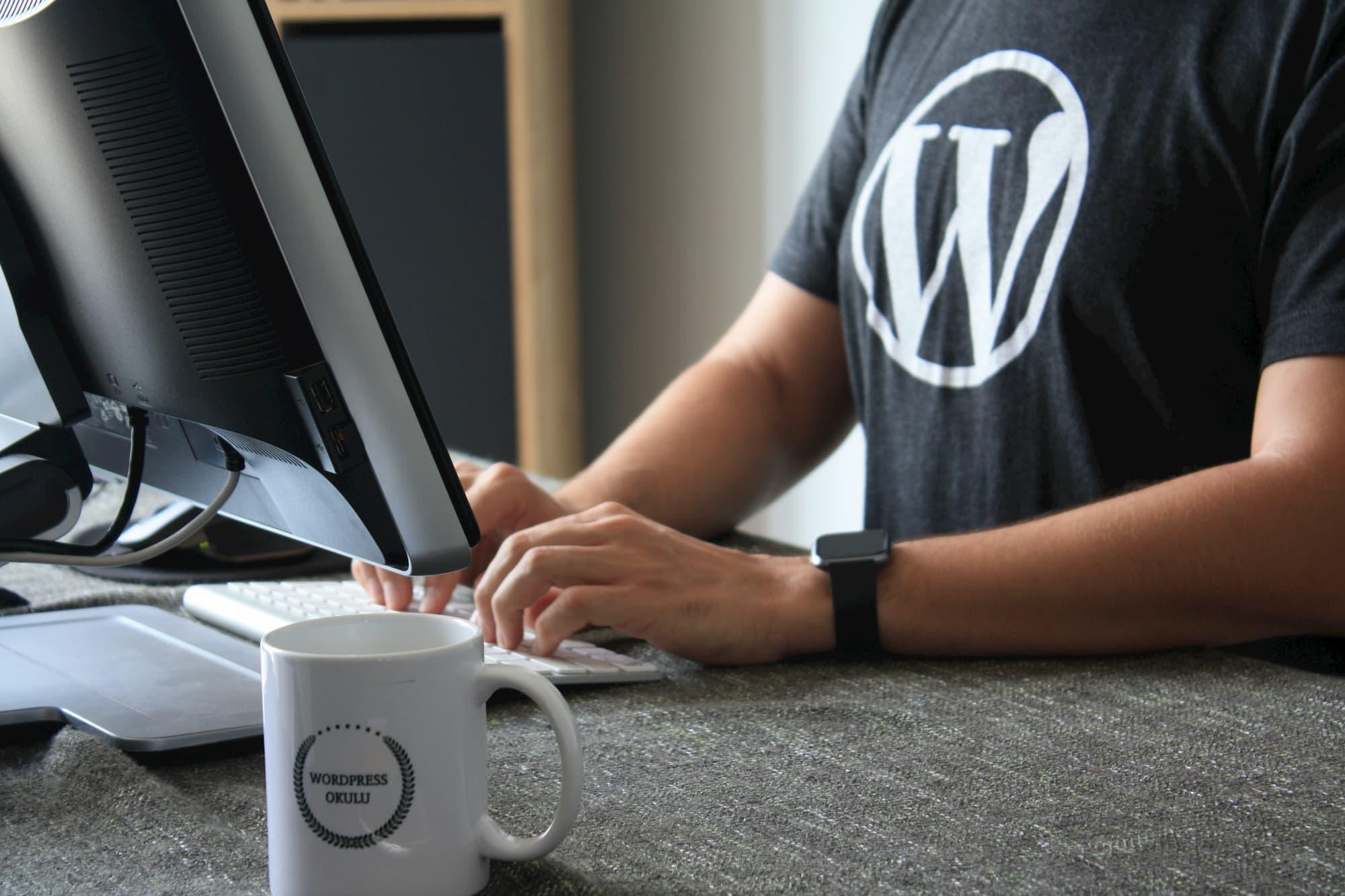 Kassasysteem met webshop van WordPress